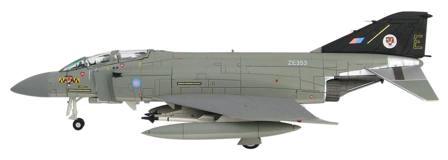 Hobbymaster 1/72 Scale HA1985 HA1985 HA1985 McDonnell Douglas F-4 Phantom II 74 Sqn Wattisham 648045
