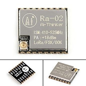 Areyourshop Ra-02 Sx1278 Lora Spread Spectrum Wireless