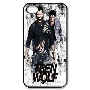 Steve-Brady Phone case TV Show Teen Wolf For Iphone 4 4S case cover TPUKO-Q-9A9908383