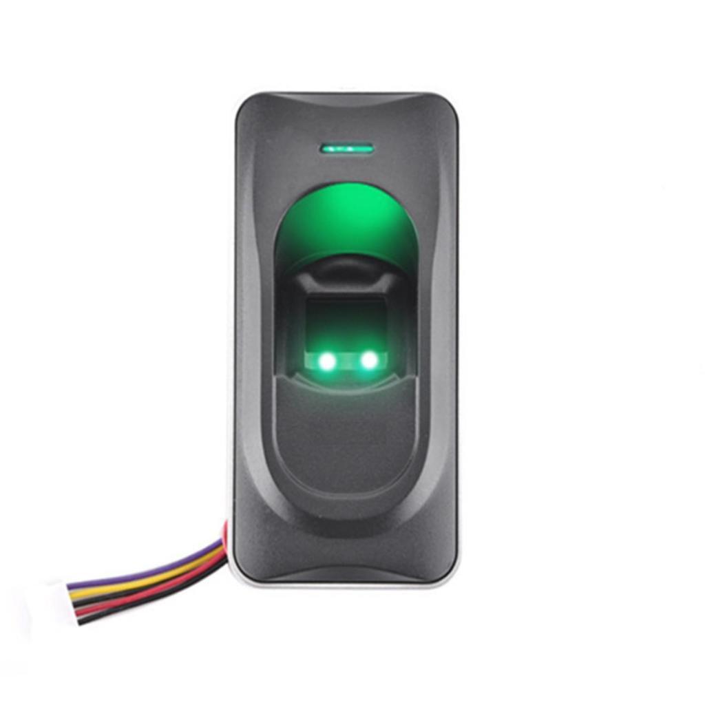 Homyl Waterproof Fingerprint reader With RS485 Communication Interface Works with Biometric Access Controllers FR1200 Fingerprint Reader Exit Reader for F18, C3 Series Control Panel,inBio Series