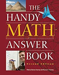 The Handy Math Answer Book (The Handy Answer Book Series)