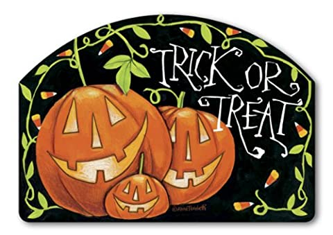 Yard Design Halloween Treat Yard Sign 76354 - Magnetic Yard