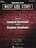 img - for Selections from West Side Story: One Piano, Four Hands book / textbook / text book