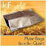 Mylar Bags 8''x8'' 4mil - 50ea.