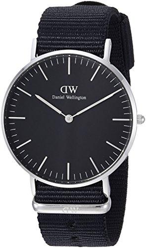 Daniel Wellington Classic Black Cornwall ()