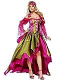 Fun World Women's Renaissance Nymph Costume