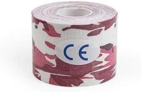 5cm * 5m Kinesiotape Kinesiología Cinta Adhesiva Cinta de algodón ...