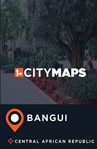 City Maps Bangui Central African Republic - Bangui Central African Republic