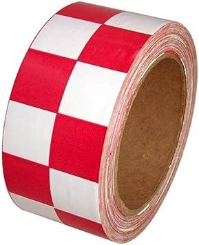 Checkerboard Handwoven Tape