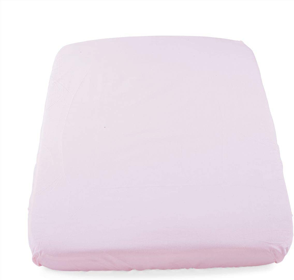190 g Chicco Fitted Sheets Pink Pois