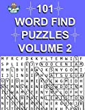 101 Word Find Puzzles Vol. 2: More Themed Word