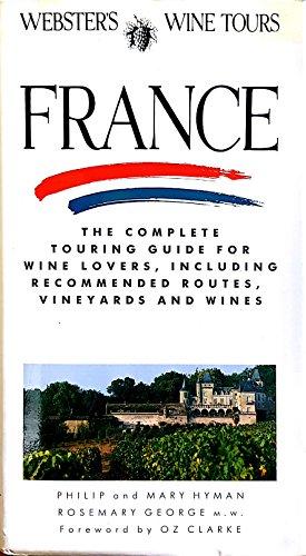 Webster's Wine Tours: France (Flexi-Book)