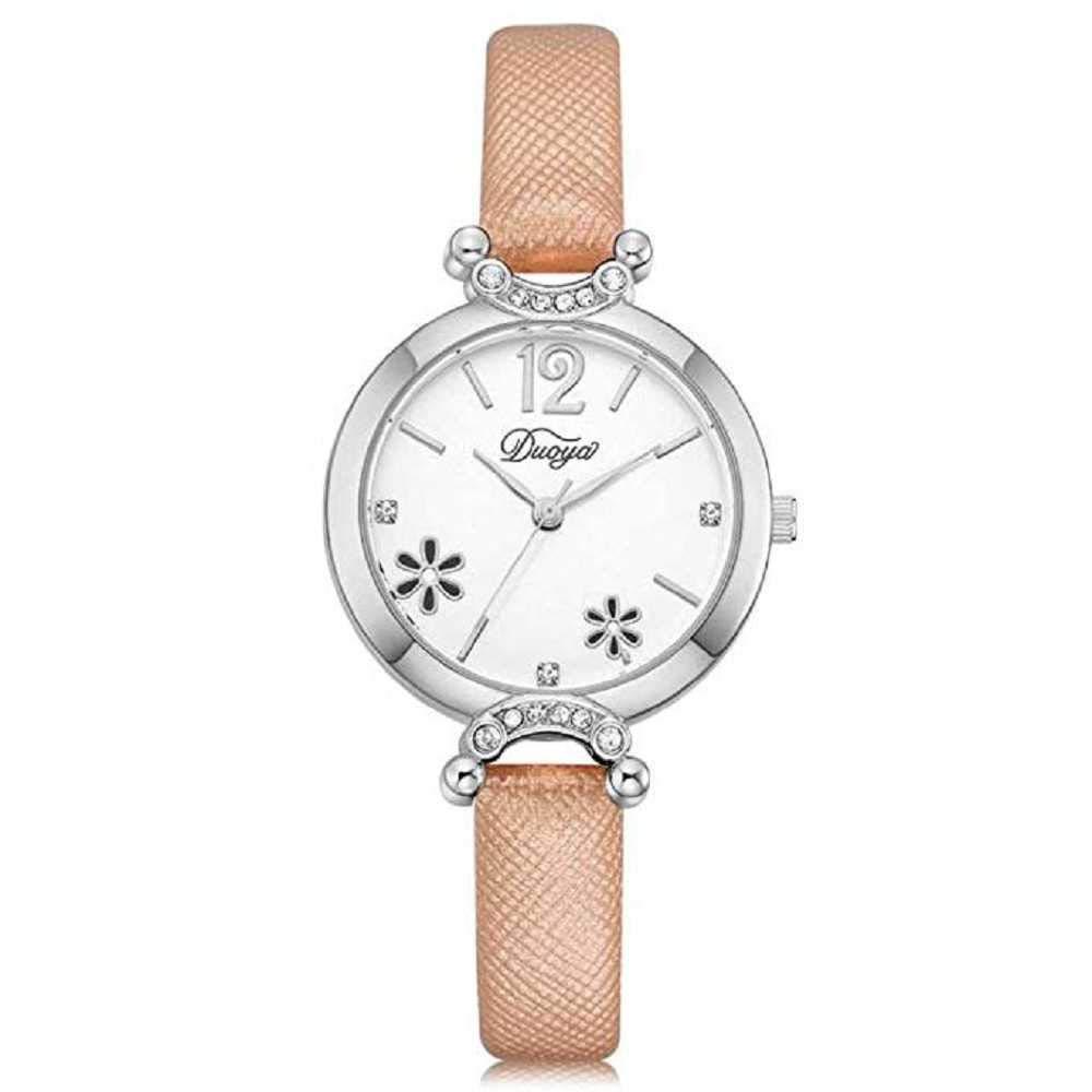 WSSVAN Moda orologio Diamante Diamante quarzo Ragazza compatta ...