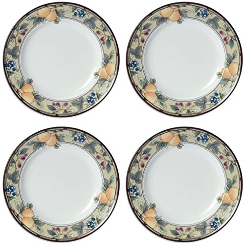 Mikasa Intaglio Garden Harvest China - Dinner Plates - Set of ()