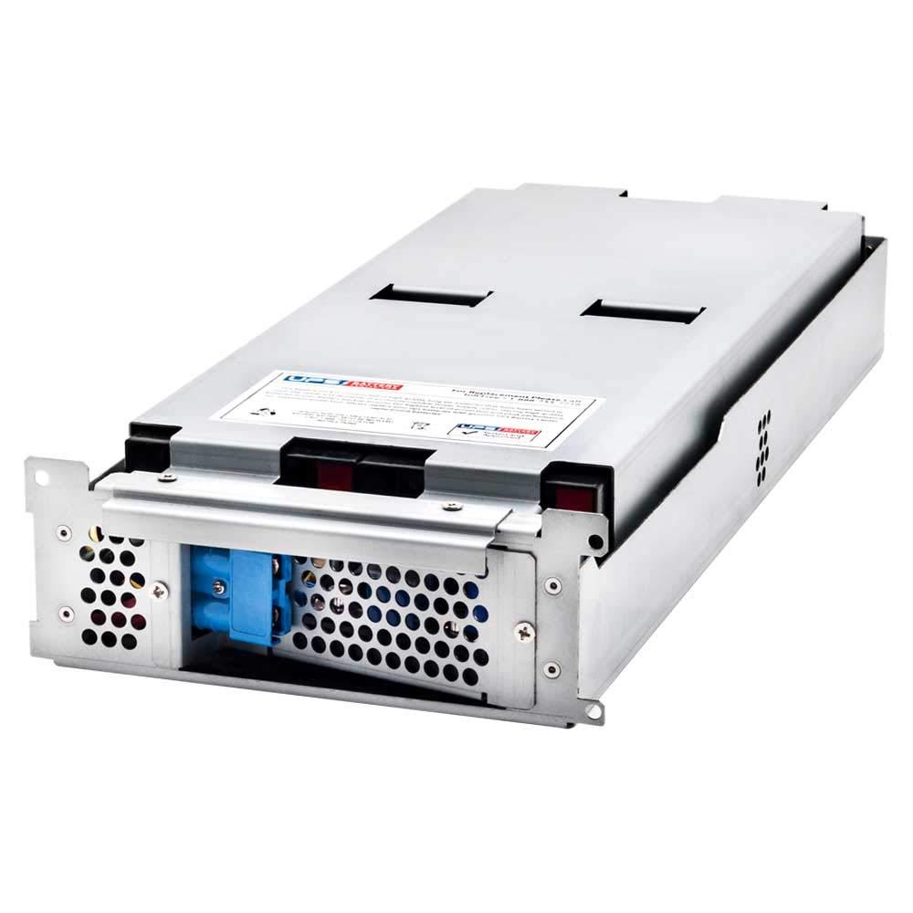 APC DLA2200RM2U Smart-UPS 2200VA Rack Mount 2U - RBC43 Compatible Replacement Battery Pack by UPSBatteryCenter