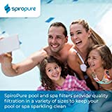 SpiroPure Pool Spa Filter Replacement for Sta-Rite