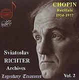 Classical Music : Richter Archives, Vol. 2 - Chopin Recitals (1954 - 1977)