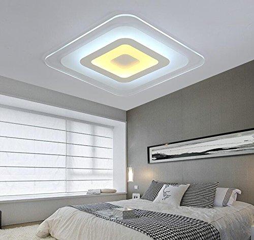 LQXZM-La sala _ lado lámparas LED emisor delgado techo ...