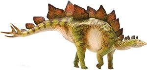PNSO Stegosaurus Bibb Dinosaur Model Toy Collectable Art Figure
