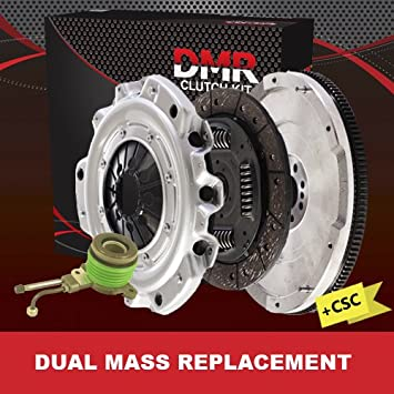Mondeo 2.0 Dual Mass Replacement+Clutch Kit+CSC (Solid Mass Flywheel): Amazon.es: Coche y moto