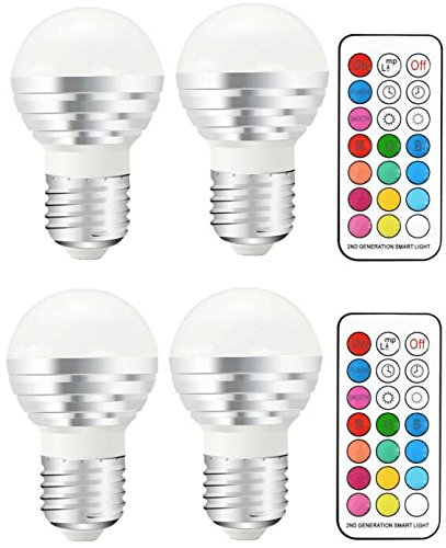 Led Light Bulb Function - 9