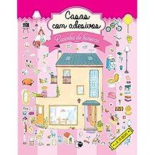 Casas com Adesivos: Casinha de Bonecas: 01