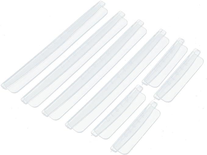 Weich Plastik Kratz Streifen Beschutzer Autoaufkleber Tür Türkantenschutz De Auto