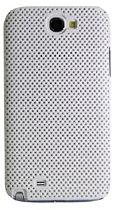 Exian NOTE2001-White Note 2 Case Net White-Retail Packaging