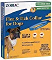 Zodiac Flea & Tick Collar for Large Dogs 7 months from Zodiac