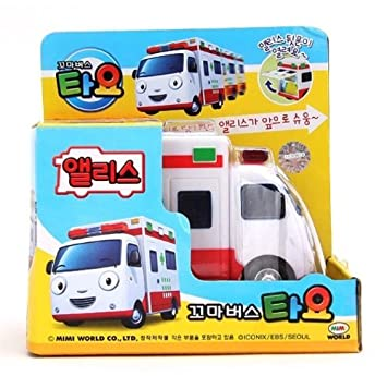 Toy AliceambulanceKorean Tv The Animation Tayo Little Bus vnm8N0w
