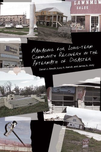 Managing for Long-Term Community Recovery in the...