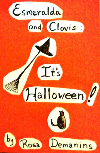 Esmeralda and Clovis: It's Halloween! (Esmeralda-The Rainbow Book