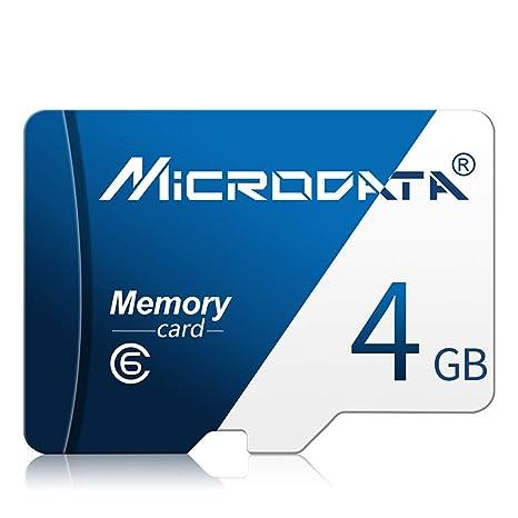 YSM Tarjeta Micro SD Tarjeta SD de 16 GB Capacidad Real GB ...