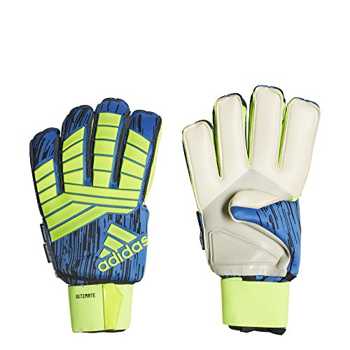 Predator Adidas Ultimate Fingersave Goalie Gloves (10)