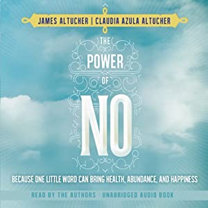 The Power of No Audiobook