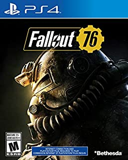 Fallout 76 - PlayStation 4 - Standard Edition (B07DJ3SKT4) | Amazon price tracker / tracking, Amazon price history charts, Amazon price watches, Amazon price drop alerts