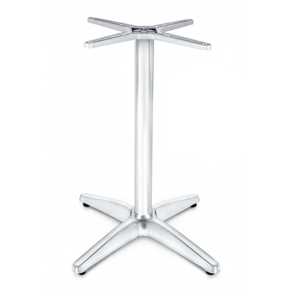 Flat Tech - Polished Aluminum Auto-Adjust CX26 Table Base by Flat Tech