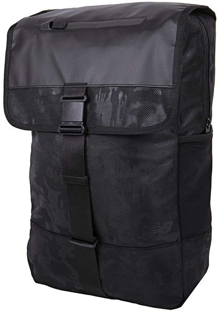 New Balance Urbanite Backpack w Flap-Top Opening Spacer Mesh Back