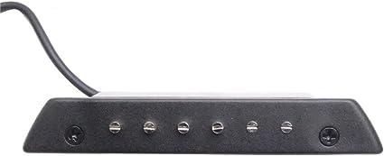 Artec - Pastilla para guitarra acústica (magnética, para boca de ...