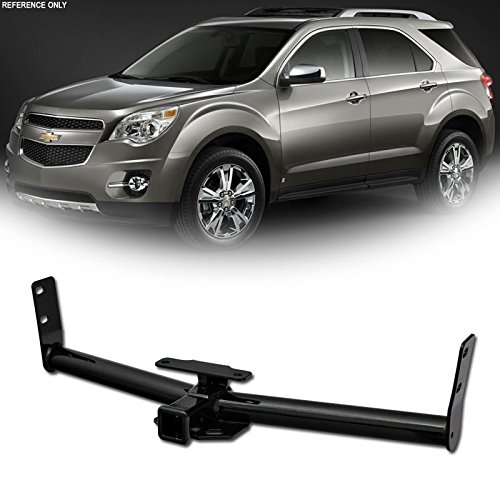 VXMOTOR for ( 05-16 Chevy Equinox ) ( 10-16 GMC Terrain ) ( 06-09 Pontiac Torrent ) ( 02-07 Saturn Vue ) SUV AWD Class 3 III Trailer TOWING HITCH MOUNT Receiver REAR Bumper Utility TOW KIT 2""