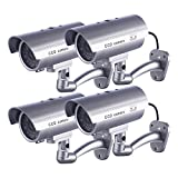 IDAODAN Dummy Security Camera, Fake Cameras CCTV Surveillance