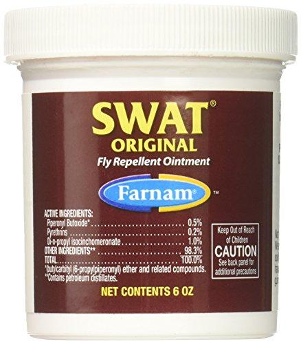 Farnam 12301 Swat Pink Ointmnt 6oz 1 - 12301