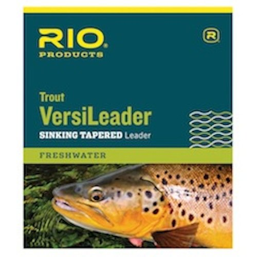 RIO Fly Fishing Trout 7' Sinking 1.5Ips Fishing Tackle, Clear
