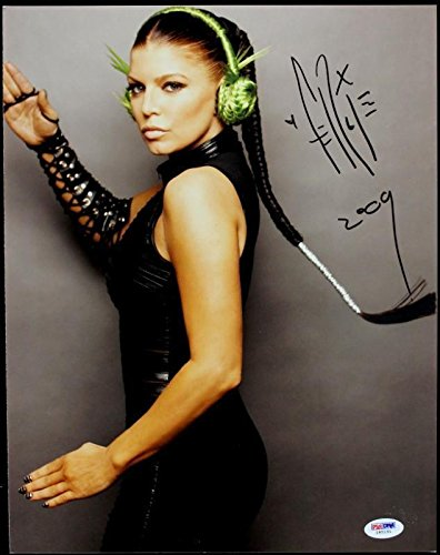 as Autographed Signed Authentic 11x14 Photo Signed - PSA/DNA Certified ()