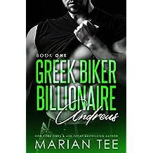 Andreus: Greek. Biker. Billionaire.: Part One