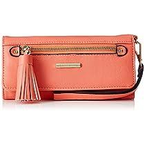 Diana Korr Womens Wallet Peach DKW21PEA