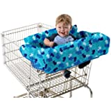 Babe Ease The Original Clean Shopper Cart Cover, Blue...
