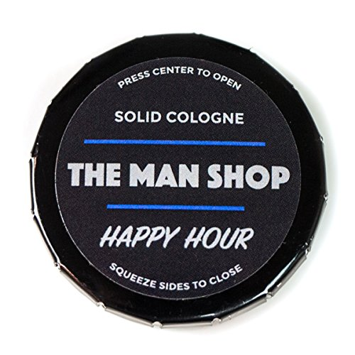 Happy Hour Men's Solid Cologne (0.4 oz) The Man Shop by The Man Shop
