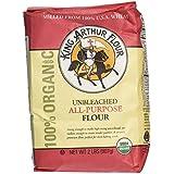 King Arthur Flour, Organic All Purpose Flour, 32 oz