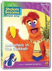 Vol. 11-Monsters in the Sukkah